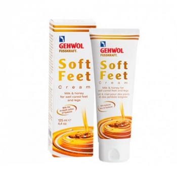 GEHWOL Soft Feet Creme, 125 ml ШЕЛКОВЫЙ КРЕМ